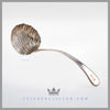Rare Early Old Sheffield Soup Ladle Sterling Silver c. 1780