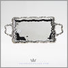 Perdo Duran Tray Sterling Silver Vintage For Sale | Feinberg Silver