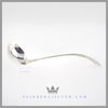 Kings Pattern Antique English Silver Soup Ladle c.1875| L & O.H Ltd.