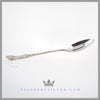 Antique English Silver Dressing Rice Spoon Albert Pattern | Feinberg Antique English Silver Gifts - Purveyors of Fine Sterling Silver