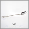 Antique English Silver Dressing Rice Spoon | Feinberg Antique English Silver Gifts - Purveyors of Fine Sterling Silver