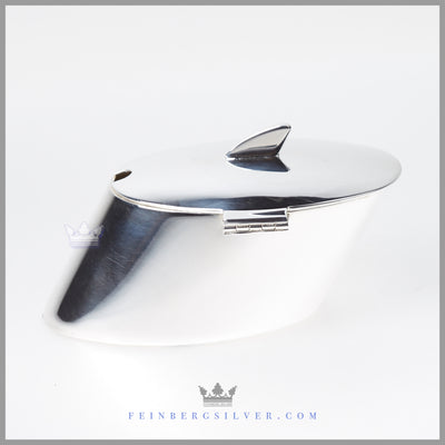 Vintage Art Deco Style Tea and Coffee Service & Tray - c. 1990 | Quintessence | Christoph Widmann
