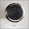 "Antique English Silver Plated 12"" Hand Chased Salver/Waiter 