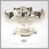 Antique English Silver Plated Bowl | James Dixon } circa 1900