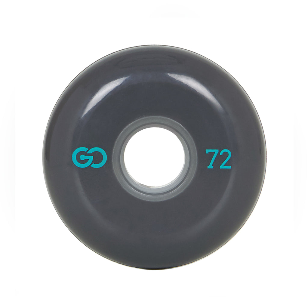 GO PROJECT 72MM WHEELS - GREY