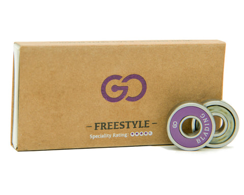 Go Project FREESTYLE Bearings