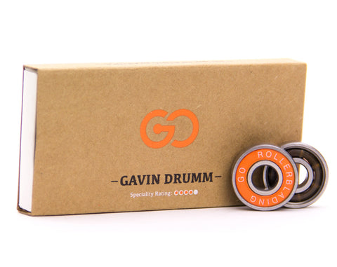 GO PROJECT GAVIN DRUMM BEARINGS