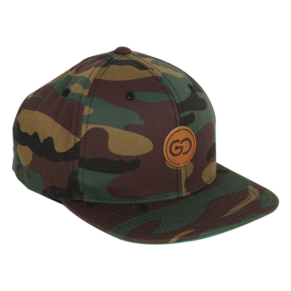 GO PROJECT CAMO CAP