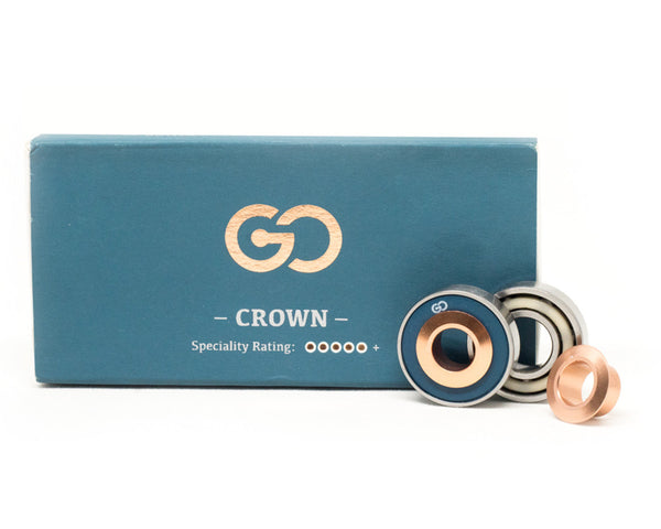 Go Project CROWN Bearings