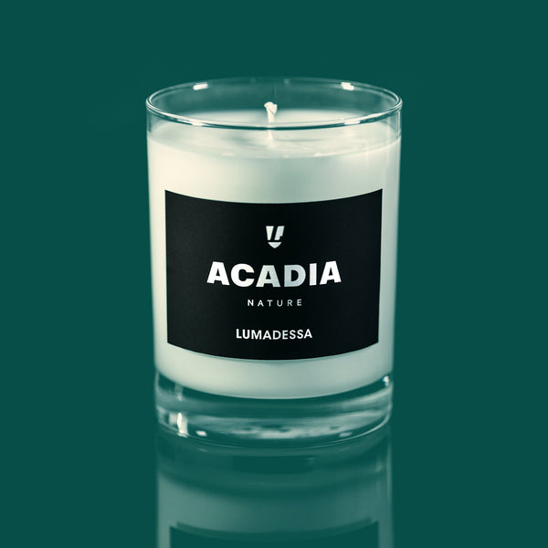 Acadia scented candle