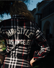 LOS ANGELES CURVED FLANNEL
