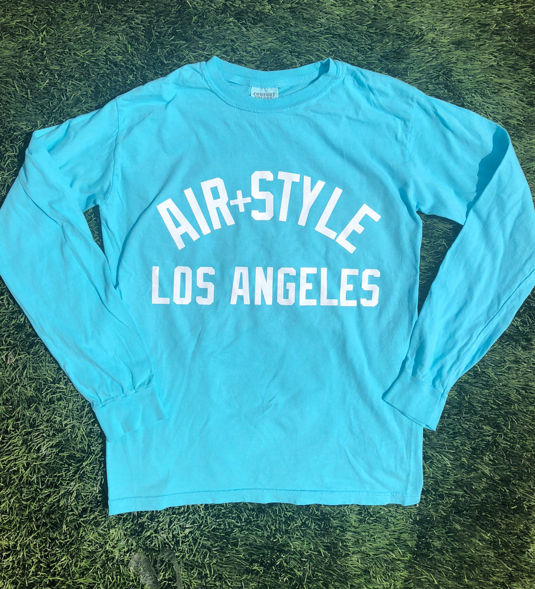 LA Curved Long sleeve