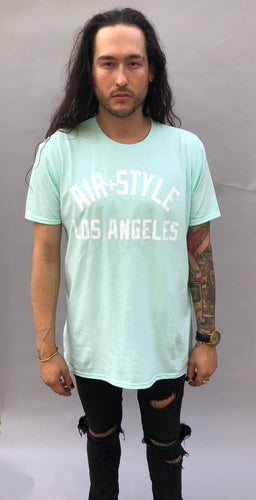 Los Angeles Mint Tee