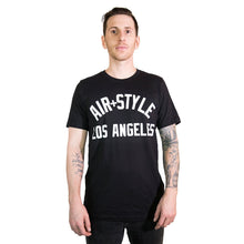 LOS ANGELES CURVED TEE