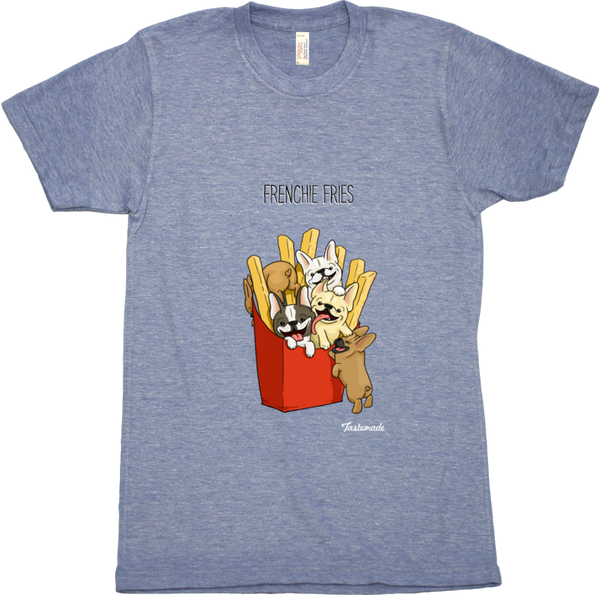 Camiseta Frenchie Fries Masculina