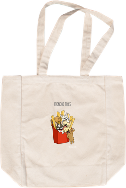 Tote Frenchie Fries