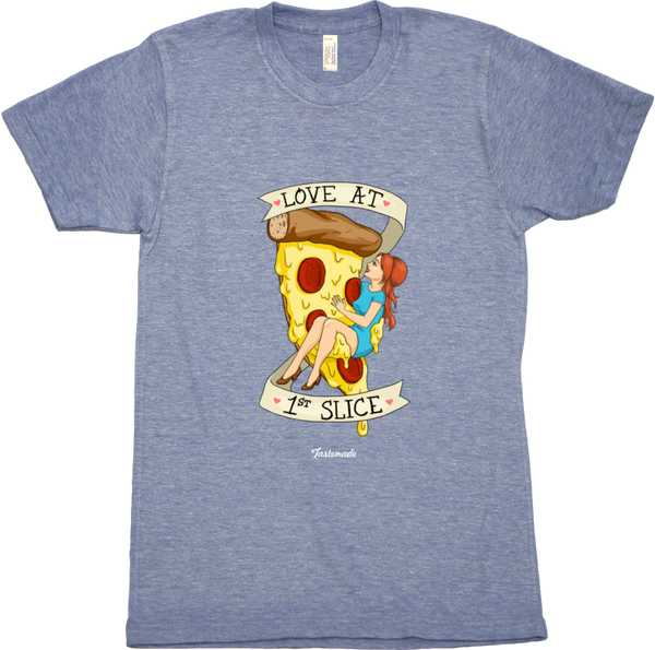 Camiseta Love at 1st Slice Masculina