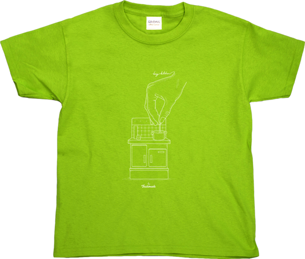 Tiny Kitchen Crian?as Camiseta
