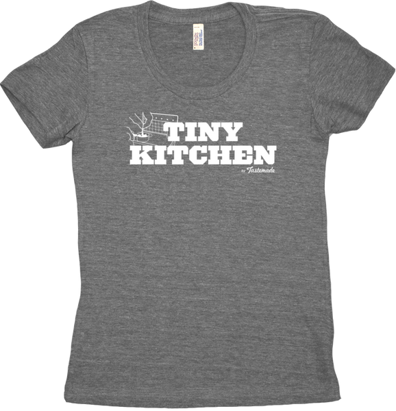 Camiseta Tiny Kitchen Feminina