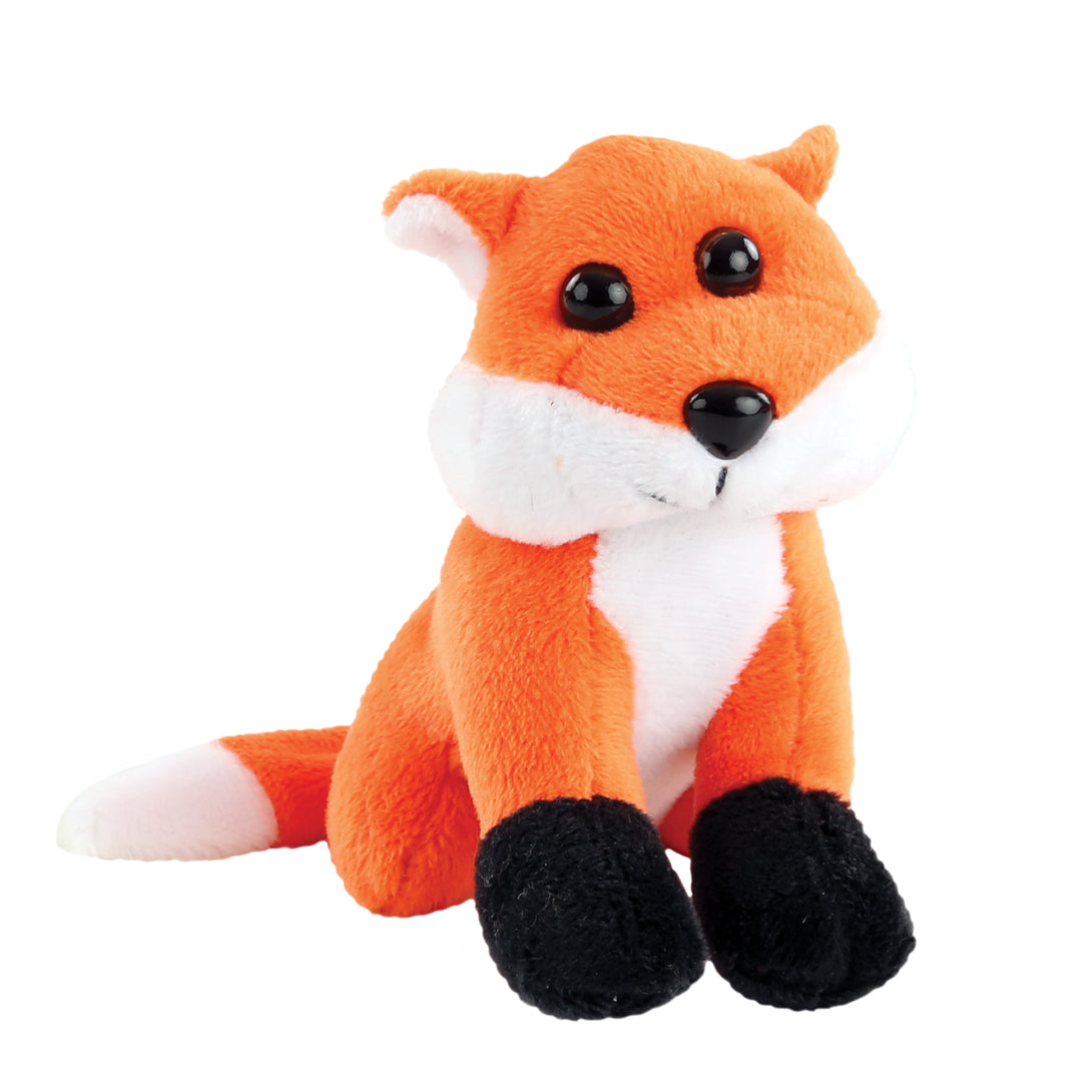 Kleeger Cute Plush Woodland Animals Toy Set For Kids With