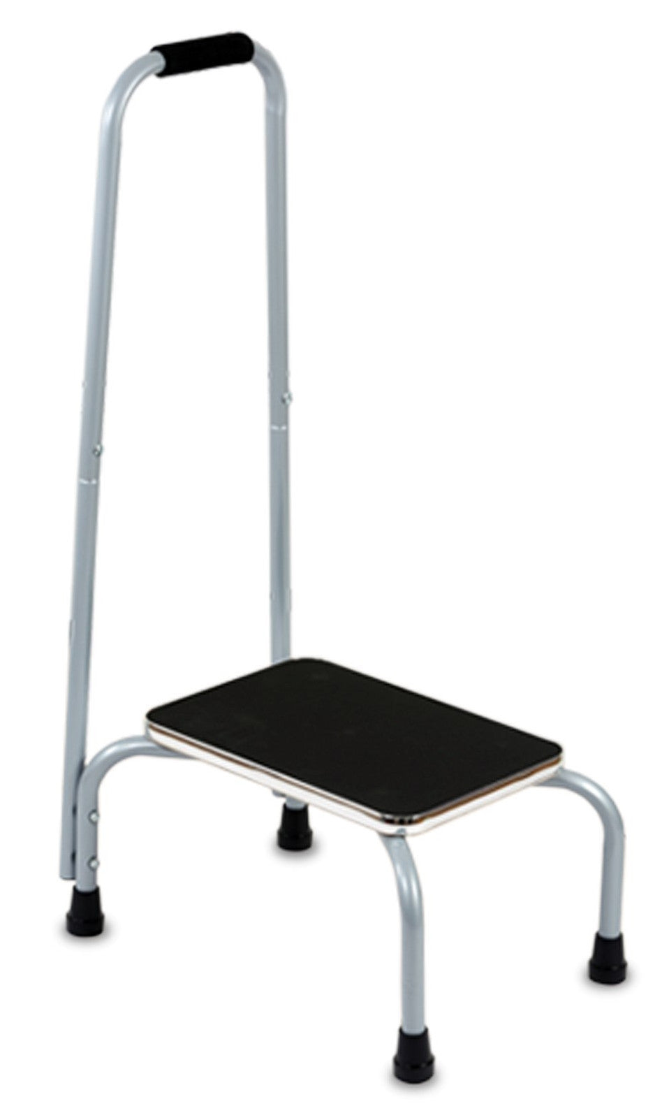 Bed Step Stool: Kleeger Step Stool Support Ladder With Handrail: Safe Non