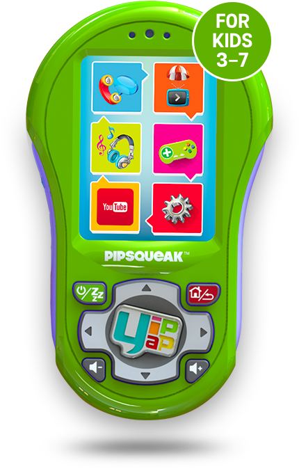 Yi Yap Pipsqueak: A durable first phone for kids