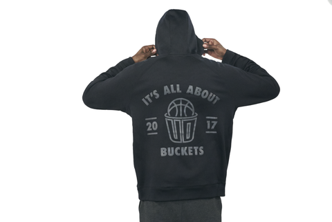 """It's All About Buckets"" Hoodie"