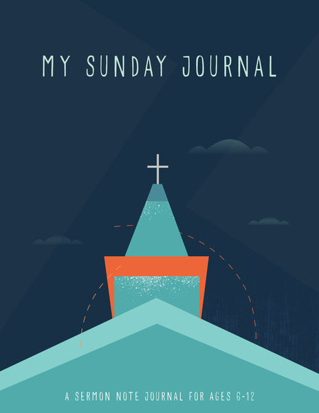 My Sunday Journal [boys]