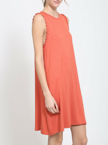 Breezy Weekend Dress - Women's clothing