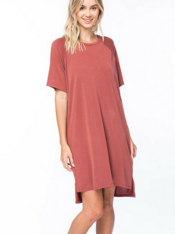 Lunch Date Perfection Dress - Women's clothing