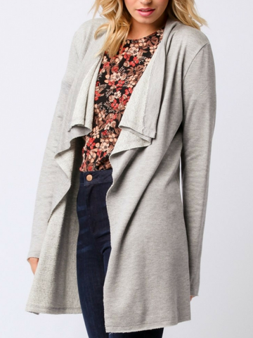 A Walk In The Park Cardigan - Women's clothing