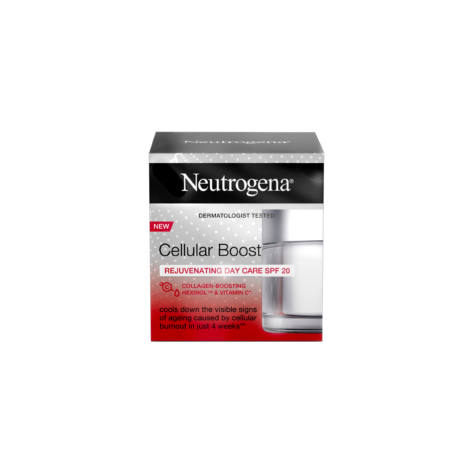 Neutrogena Cellular Boost De-Ageing Nappali Arcápoló 50 ml - ReBella Webshop