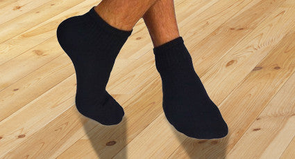 mens ankle sports athlete socks cheap bulk