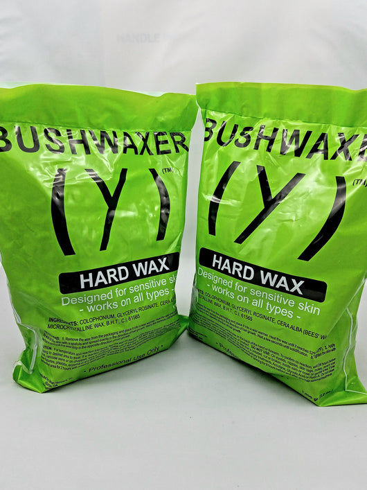 LOWEST PRICE WAX-Cheapest Cost on BUSHWAXER Hard Wax!!! - Introductory Offer - Only $52 with Discount Code ($11.16/lb)