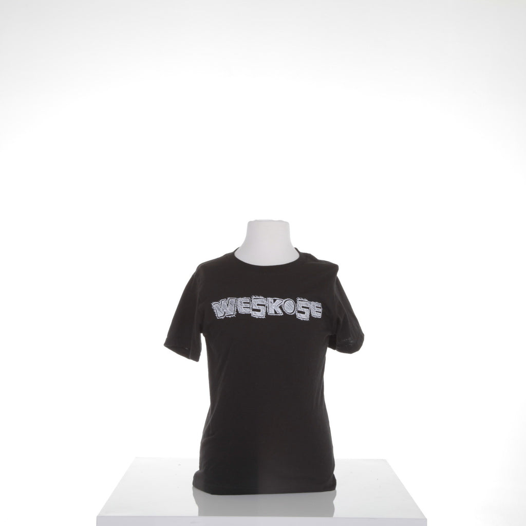 Youth black t shirt - Youth Black T Shirt White Scribble Lettering