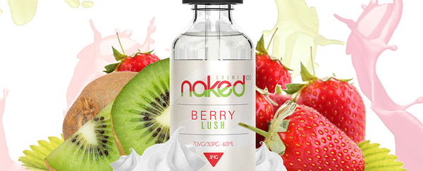 Naked100 Cream Berry Lush