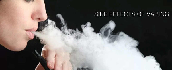 Side Effects to Vaping