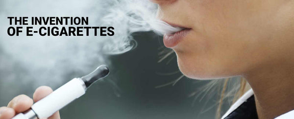 The Invention of E-Cigarettes