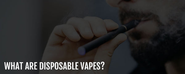 What are Disposable Vapes?