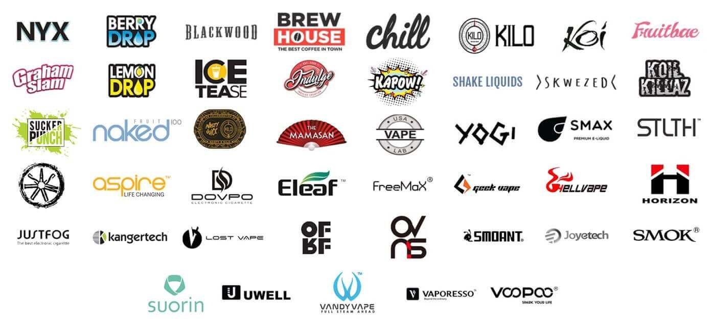 NYX ECIGS - Free shipping in Toronto, Ontario, Canada - Premium E-Liquid and Hardware brands we carry