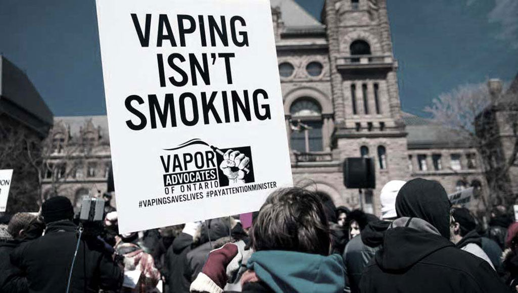 NYX ECIGS - Vaping Bylaws in Ontario