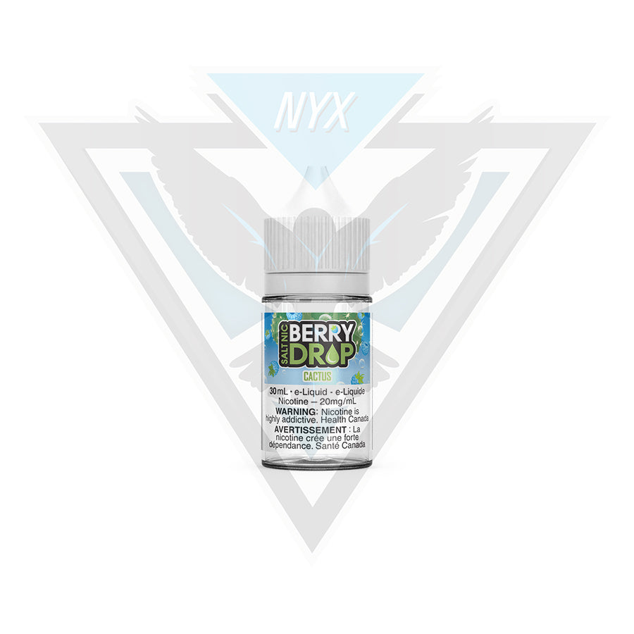 CACTUS SALT BY BERRY DROP E-LIQUID 30ML - NYX ECIGS