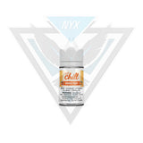 CHILL ELIQUID ORANGE PEACH SALT 30ML - NYX ECIGS