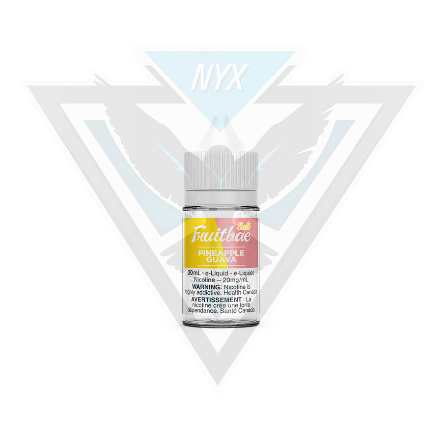FRUITBAE SALT PINEAPPLE GUAVA E-LIQUID 30ML - NYX ECIGS-VAPE