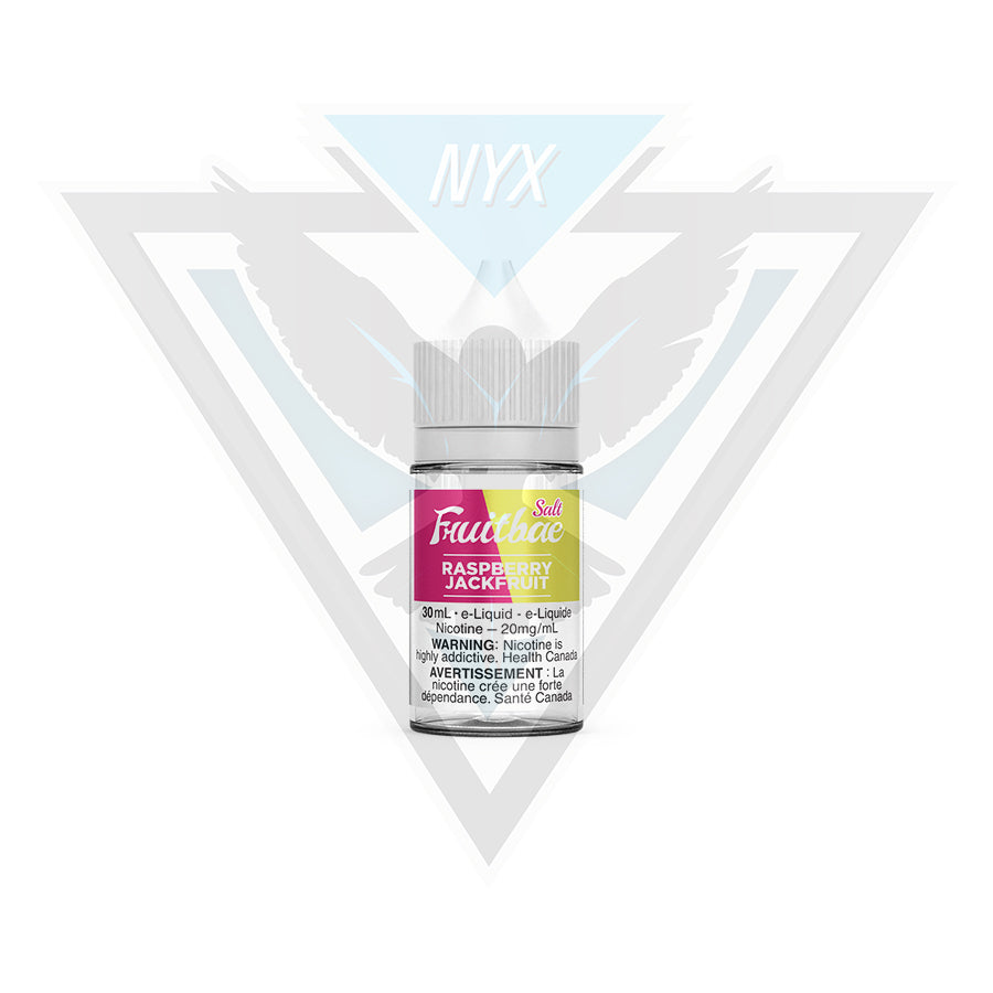 FRUITBAE SALT RASPBERRY JACKFRUIT E-LIQUID 30ML - NYX ECIGS-VAPE