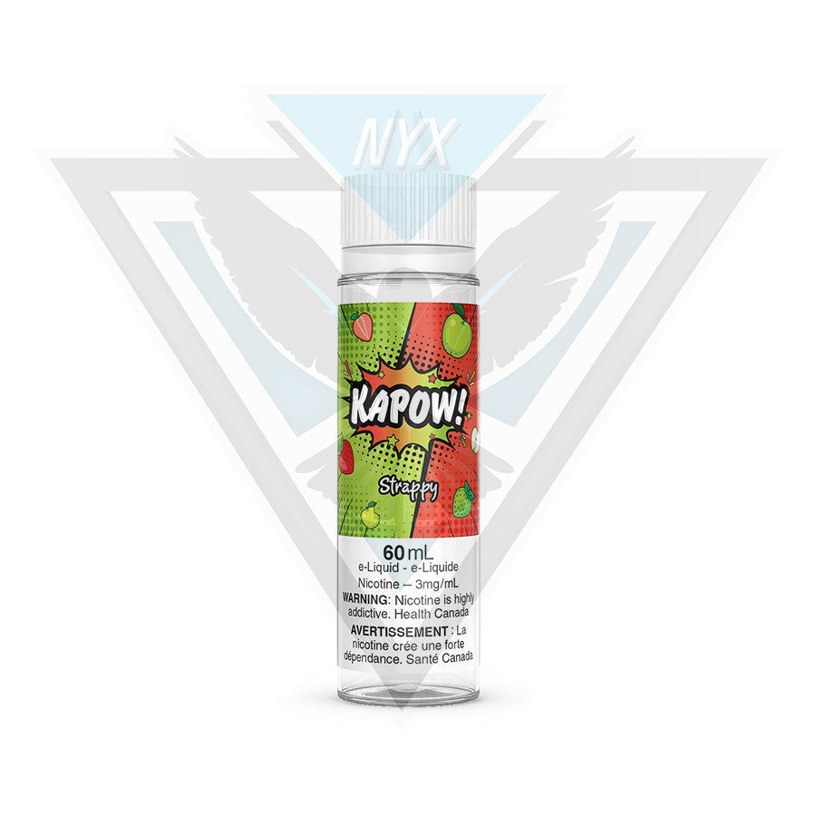 KAPOW STRAPPY 60ML - NYX ECIGS