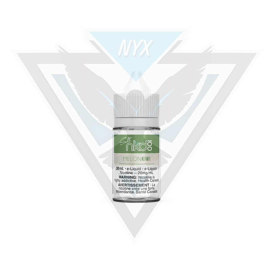 NAKED100 SALT MELON KIWI E-LIQUID 30ML - NYX ECIGS-VAPE