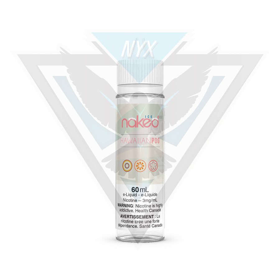 NAKED100 HAWAIIAN POG ICE 60ML - NYX ECIGS