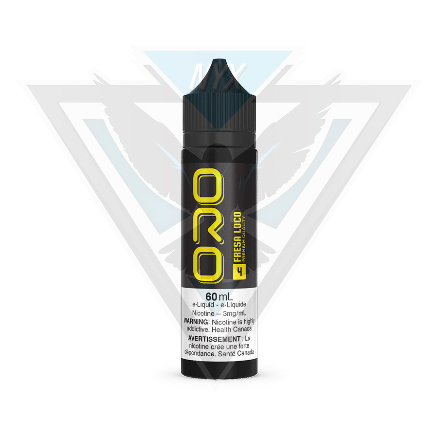 FRESA LOCO BY ORO - NYX ECIGS