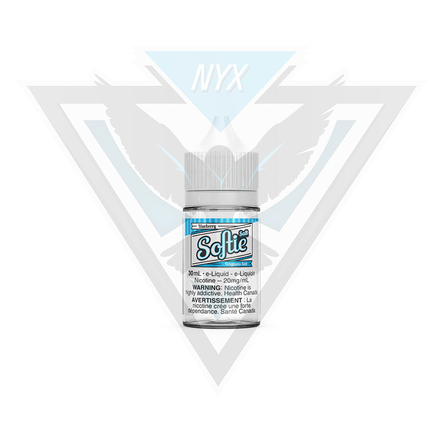 BLUEBERRY BY SOFTIE SALT - NYX ECIGS